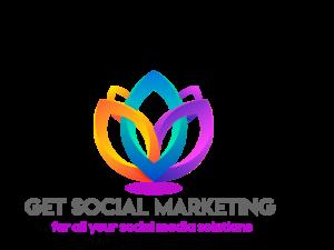 Logo - Get Social Marketing - Wine & Travel Marketing - Footer