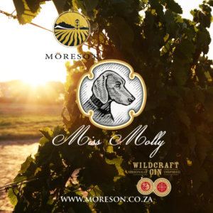 Moreson Wine Farm - Miss Molly - Wildcraft Gin - Franschhoek - One Happy Valley