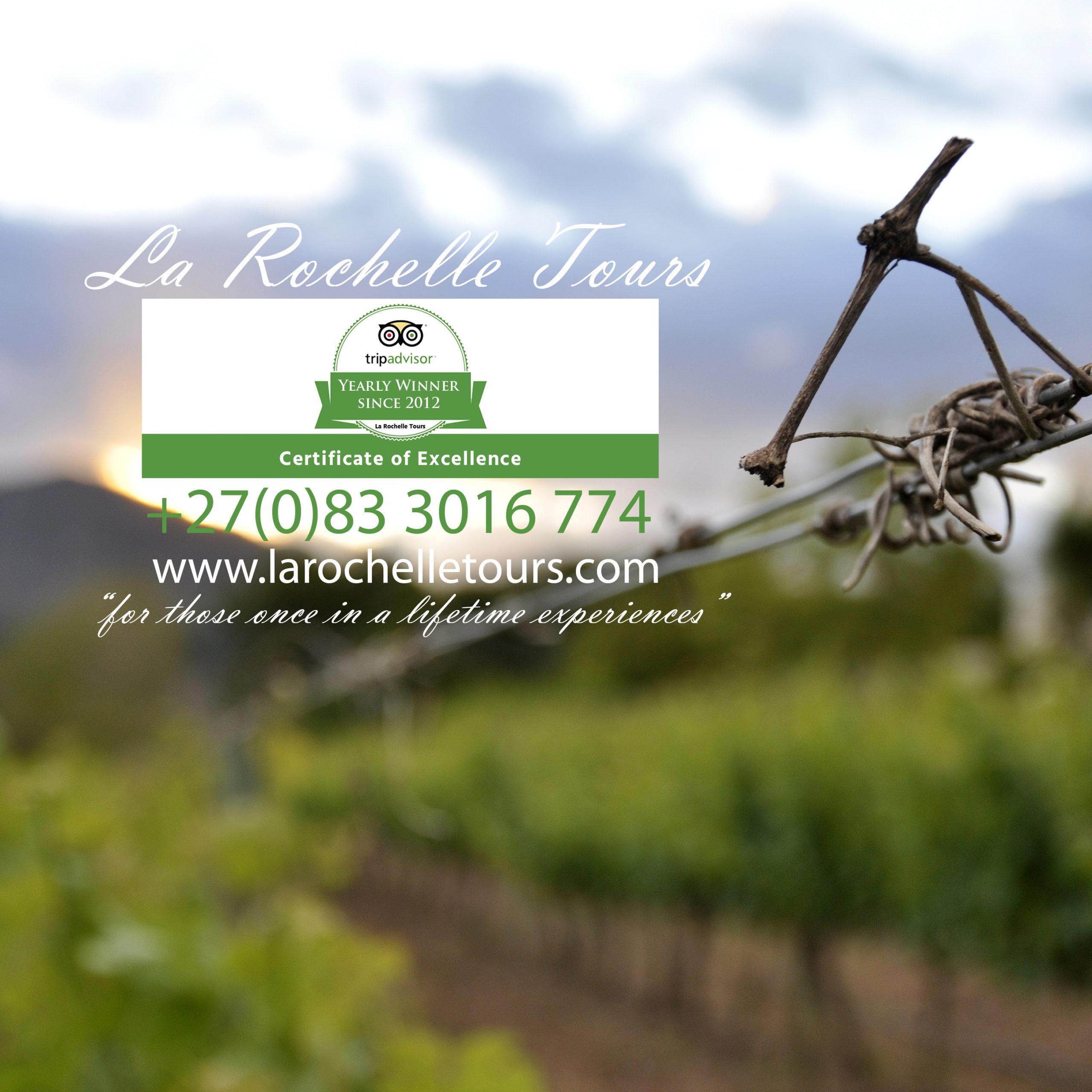 Logo La Rochelle Wine and Gourmet Tours